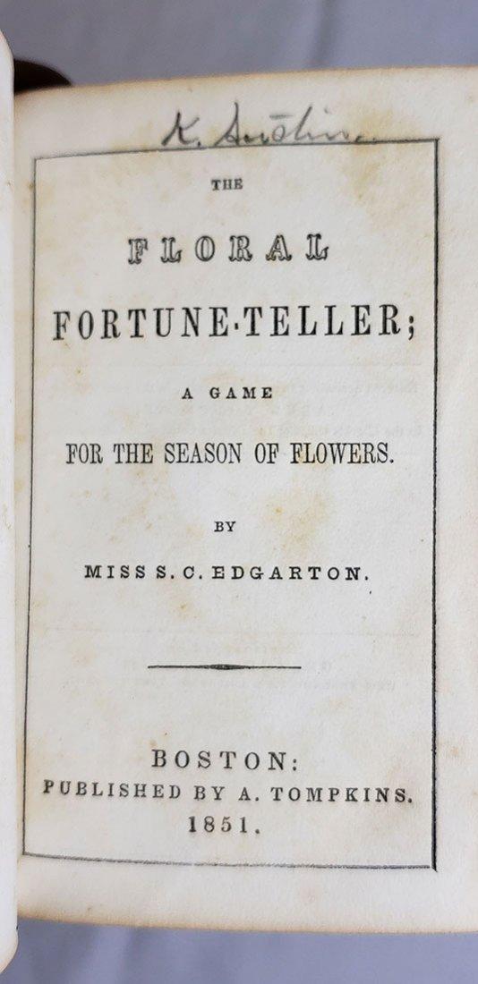 5 Antique Books-The Bracelets-Paradise Lost 1820-1858 - 6