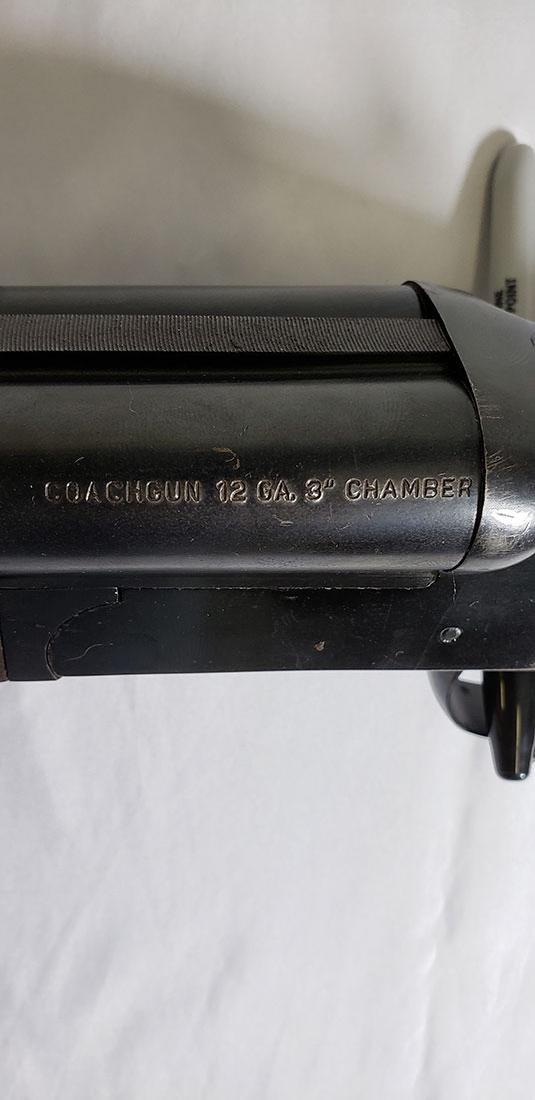 Stoeger 12 Gauge Double Barrel Coach Shotgun - 2