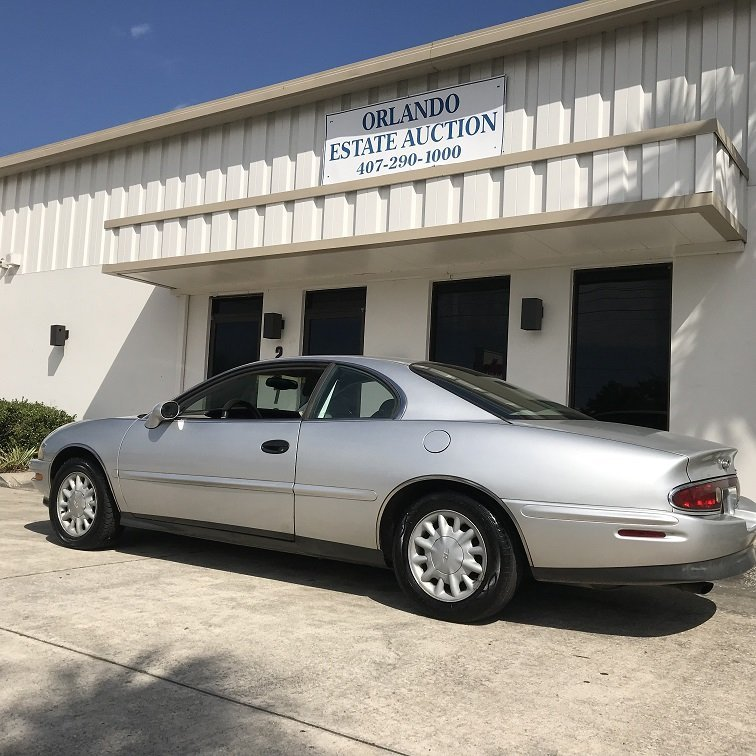 1999 Buick Riviera Silver Arrow Limited Ed. 187/200 - 2