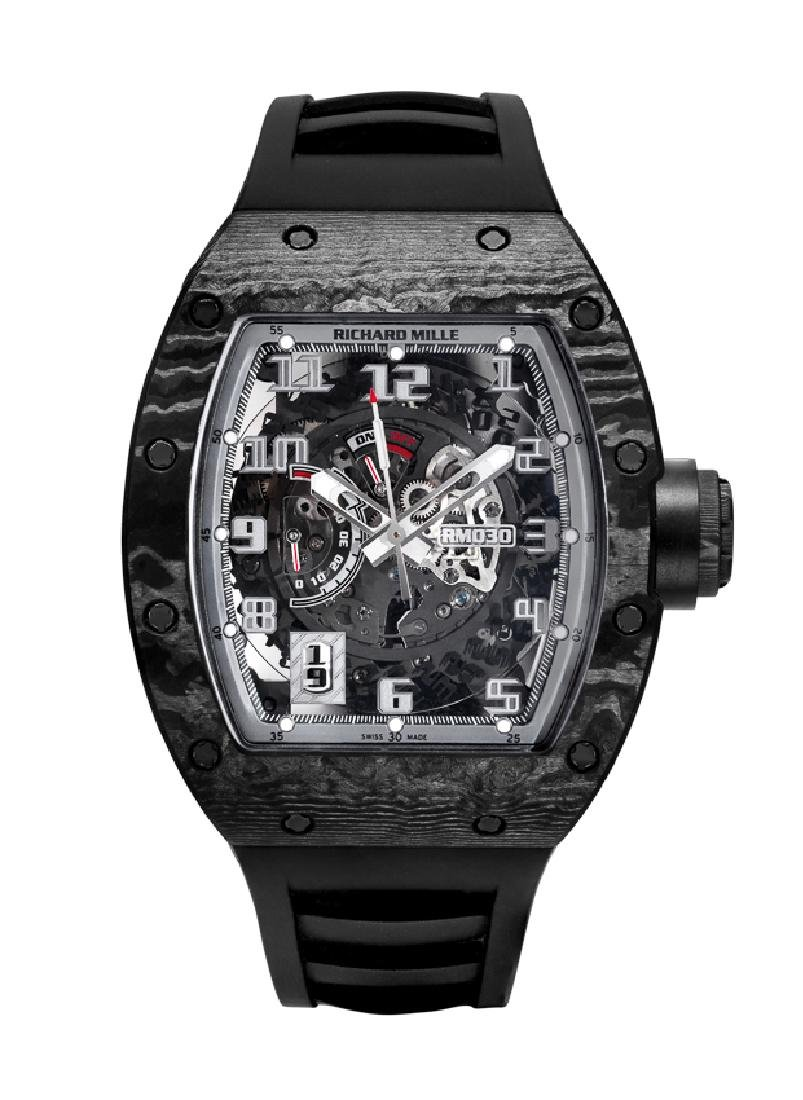 RICHARD MILLE NORTH THIN PLYTECH ASIA EXCLUSIVE RM 030