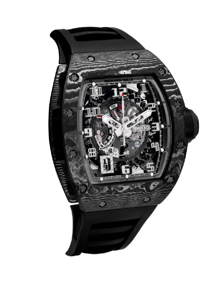RICHARD MILLE NORTH THIN PLYTECH ASIA EXCLUSIVE RM 030 - 3