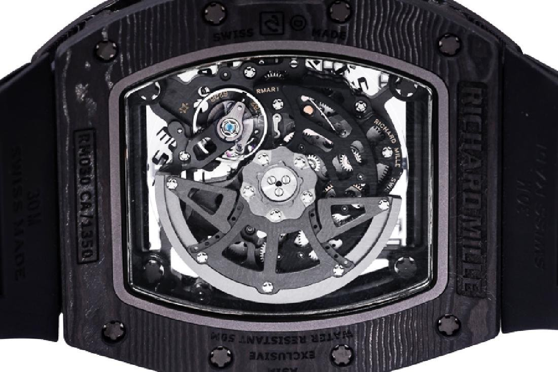 RICHARD MILLE NORTH THIN PLYTECH ASIA EXCLUSIVE RM 030 - 6