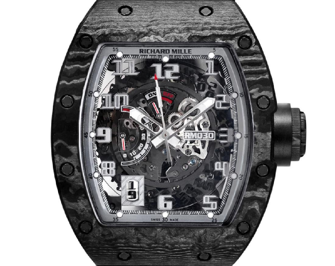 RICHARD MILLE NORTH THIN PLYTECH ASIA EXCLUSIVE RM 030 - 7