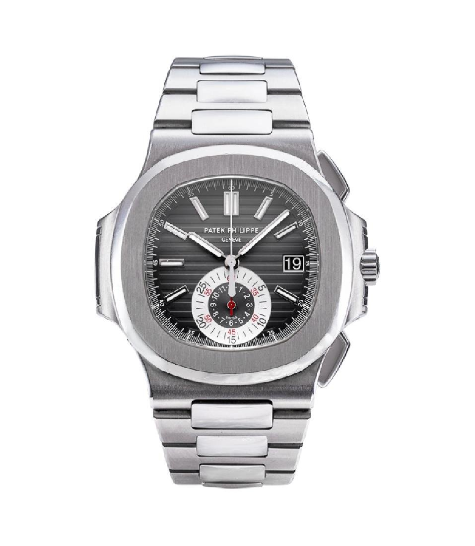 PATEK PHILIPPE A VERY DESIRABLE AND RARE CHRONOGRAPH