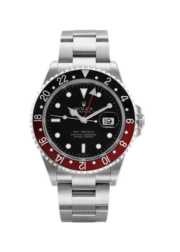 """ROLEX A RARE AND COLLECTIBLE GMT-MASTER """"COKE"""""""