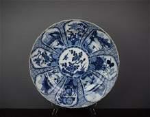 CHINESE KANGXI PERIOD 16611722 BW CHARGER