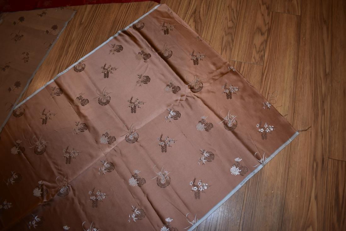 Chinese Modern Silk Fabric from Hong Kong - 2