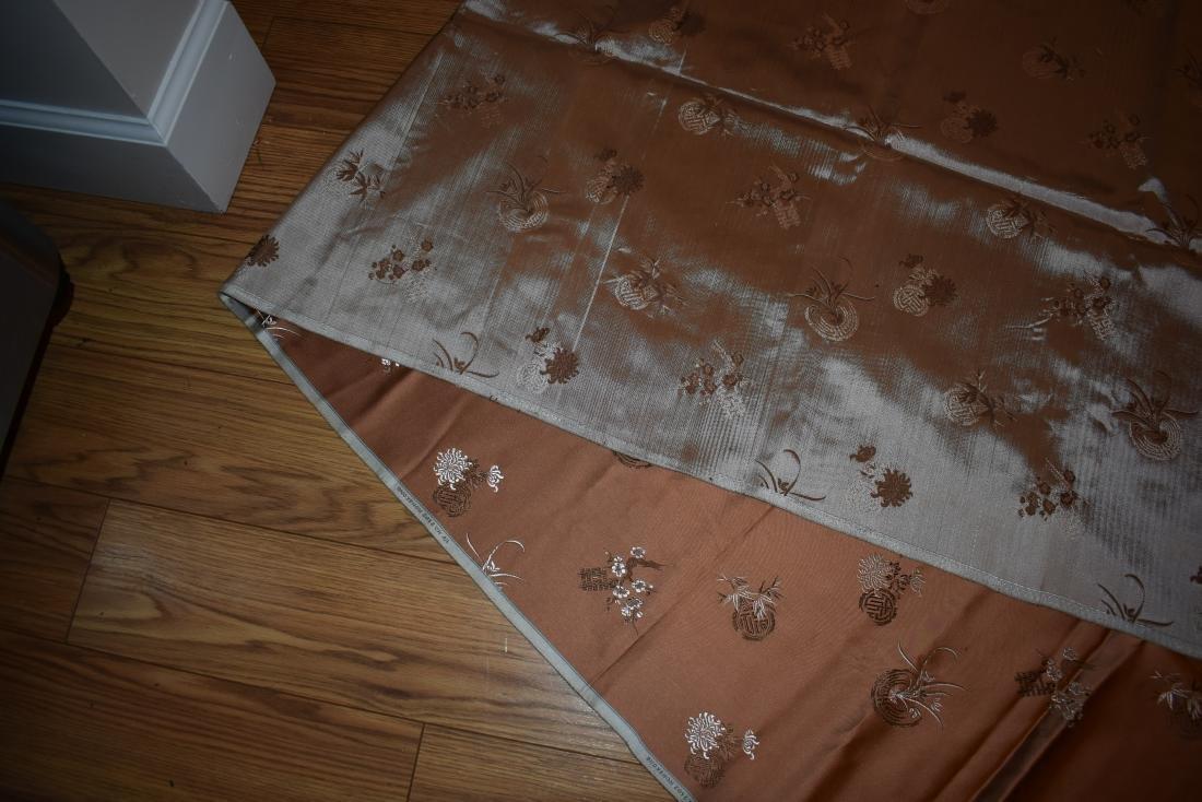 Chinese Modern Silk Fabric from Hong Kong - 3