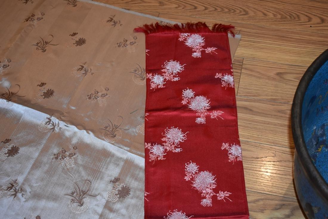 Chinese Modern Silk Fabric from Hong Kong - 5