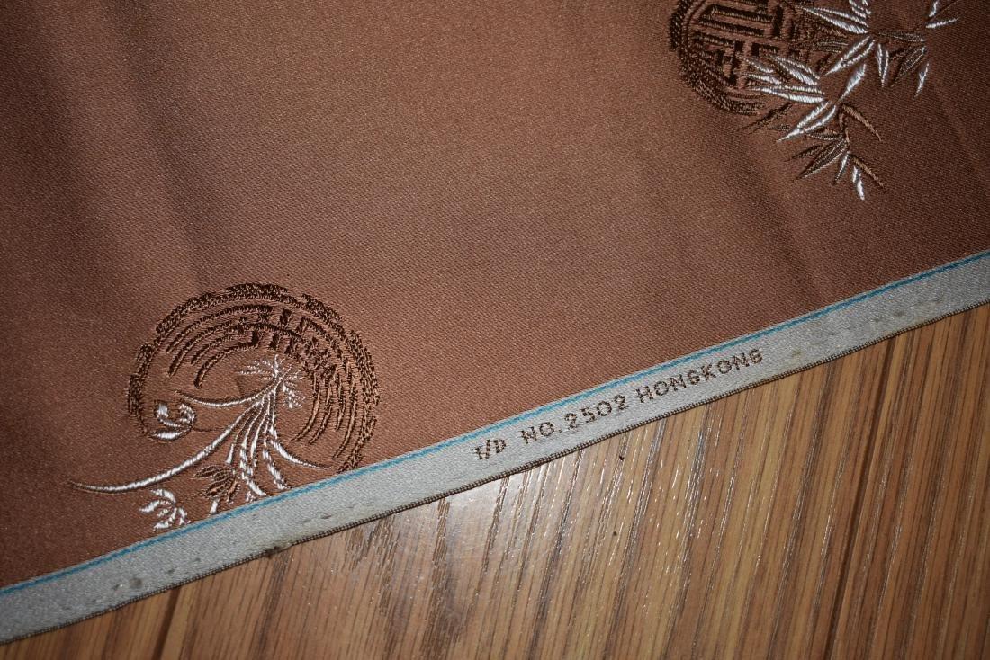Chinese Modern Silk Fabric from Hong Kong - 6