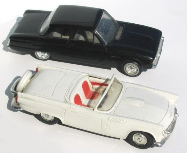 12: 1950s Thunderbird & 1961 Ford Falcon Promo Cars