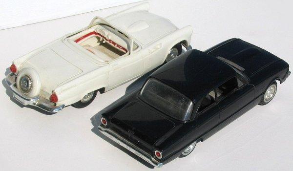 12: 1950s Thunderbird & 1961 Ford Falcon Promo Cars - 2