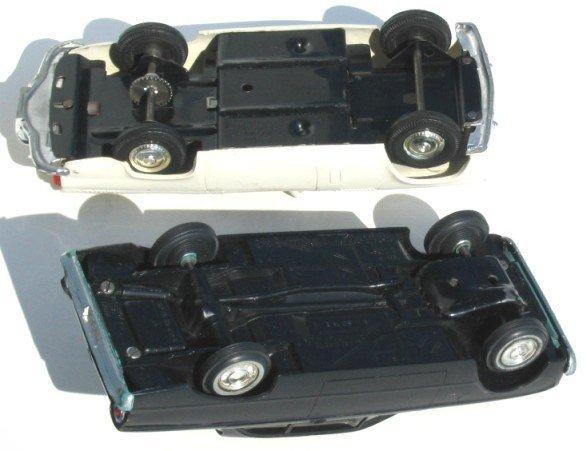 12: 1950s Thunderbird & 1961 Ford Falcon Promo Cars - 3