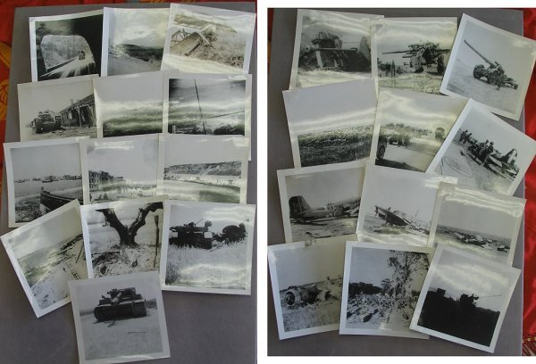 43: 25 1943 WWII Photographs~Africa Campaign~Bizerte