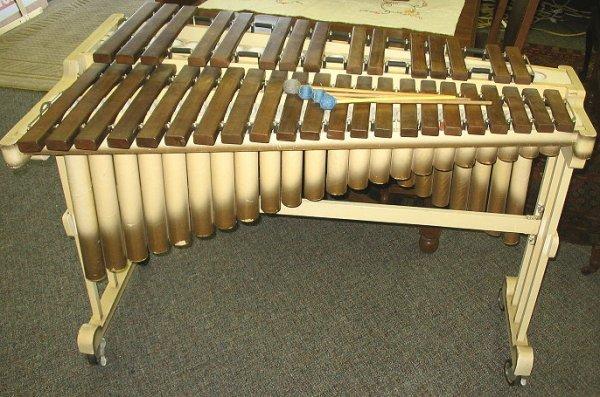 915 1940s vintage leedy xylophone marimba for Premier motors elkhart indiana