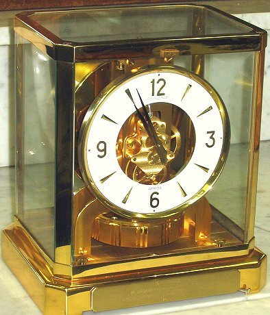 Lecoultre atmos clock dating quotes