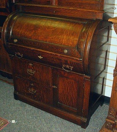 Oak Crest Roll Top Desk Value Downloadable Plans Fine