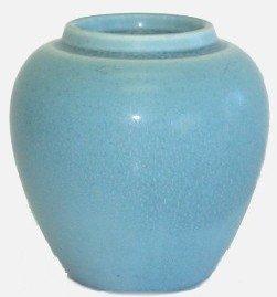 406: Blue Rookwood Arts & Crafts Art Pottery Vase