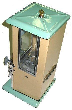 370: Rare Norris Master 1¢AND5¢ Gumball/Peanut Machine! - 3