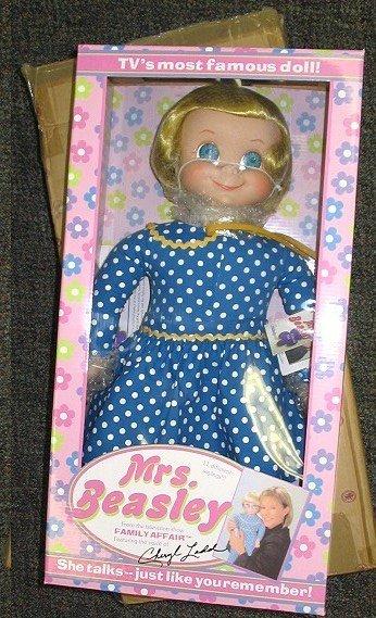 547: Mint Ashton Drake MRS BEASLEY Vinyl Doll TALKS