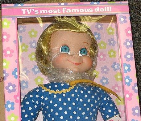 547: Mint Ashton Drake MRS BEASLEY Vinyl Doll TALKS - 2