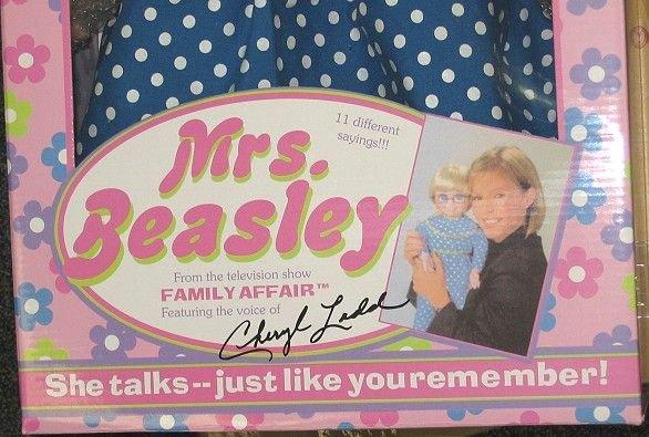 547: Mint Ashton Drake MRS BEASLEY Vinyl Doll TALKS - 3