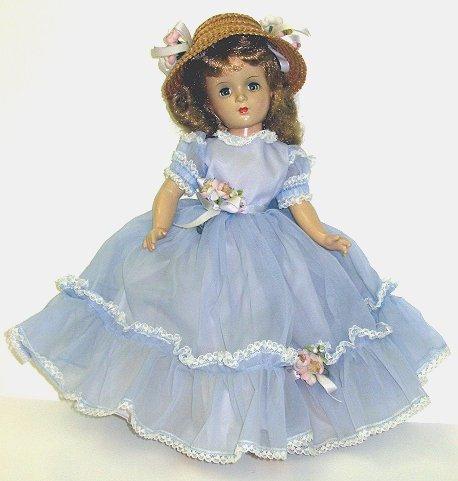 "4: Vintage Madam Alexander 14"" Margaret Estate Doll"