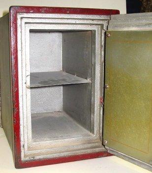 1070: Antique Lakeside Home Deposit Vault/Safe - 2