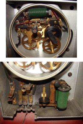 1435: Vintage Fire Alarm Box W/Light & Telegraph LAFD - 6