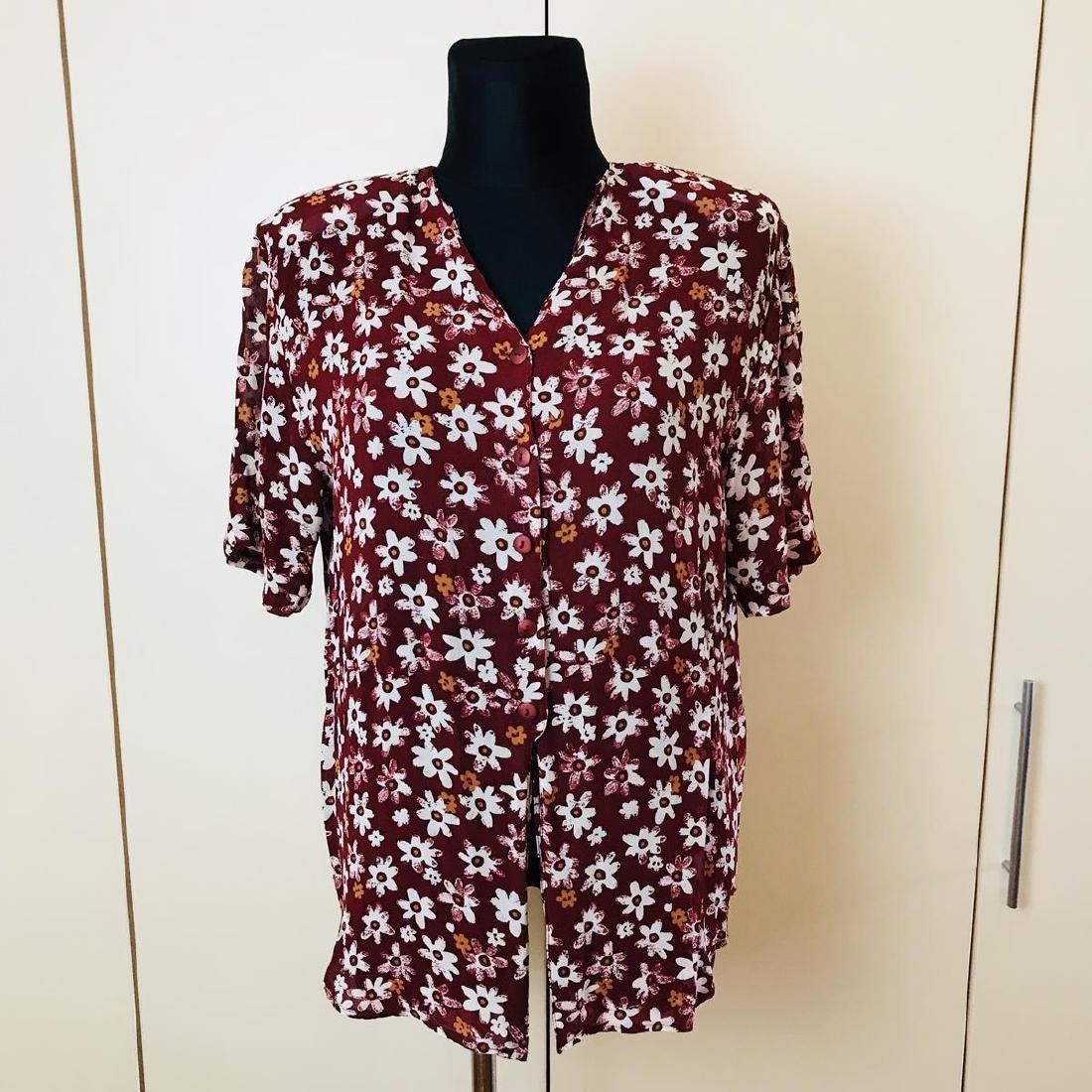 Vintage Women's Bellissima Designer Blouse Shirt Top