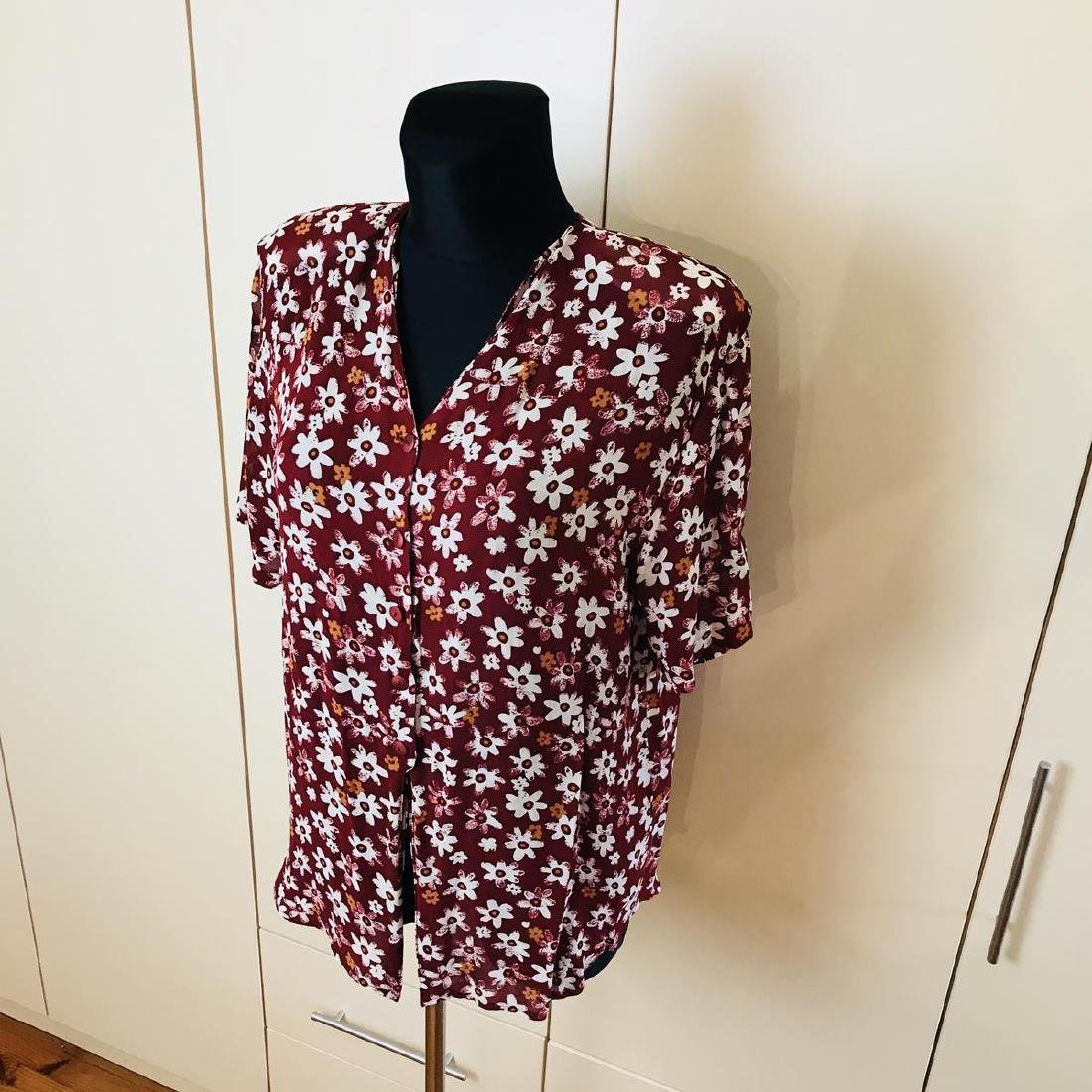 Vintage Women's Bellissima Designer Blouse Shirt Top - 3