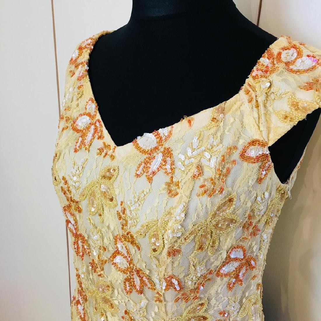 Vintage Women's Collection Designer Blouse Shirt Top - 2