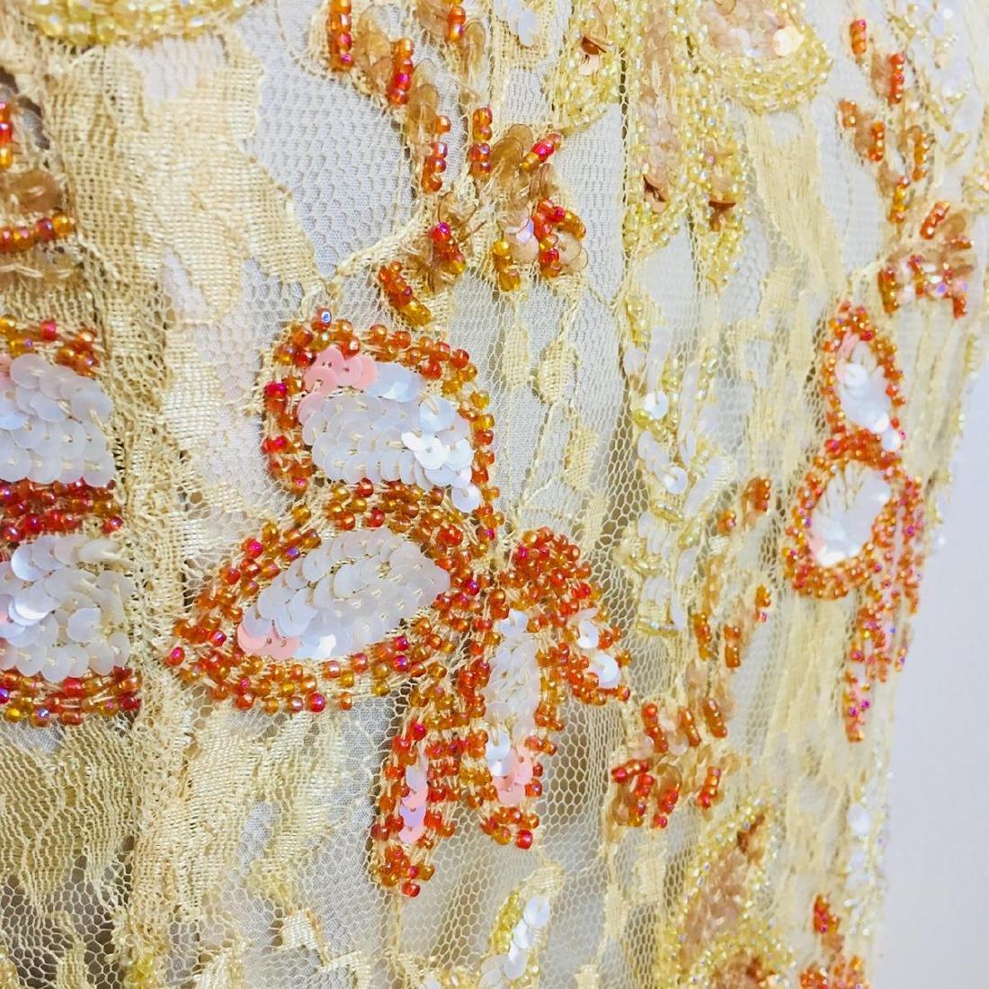 Vintage Women's Collection Designer Blouse Shirt Top - 3
