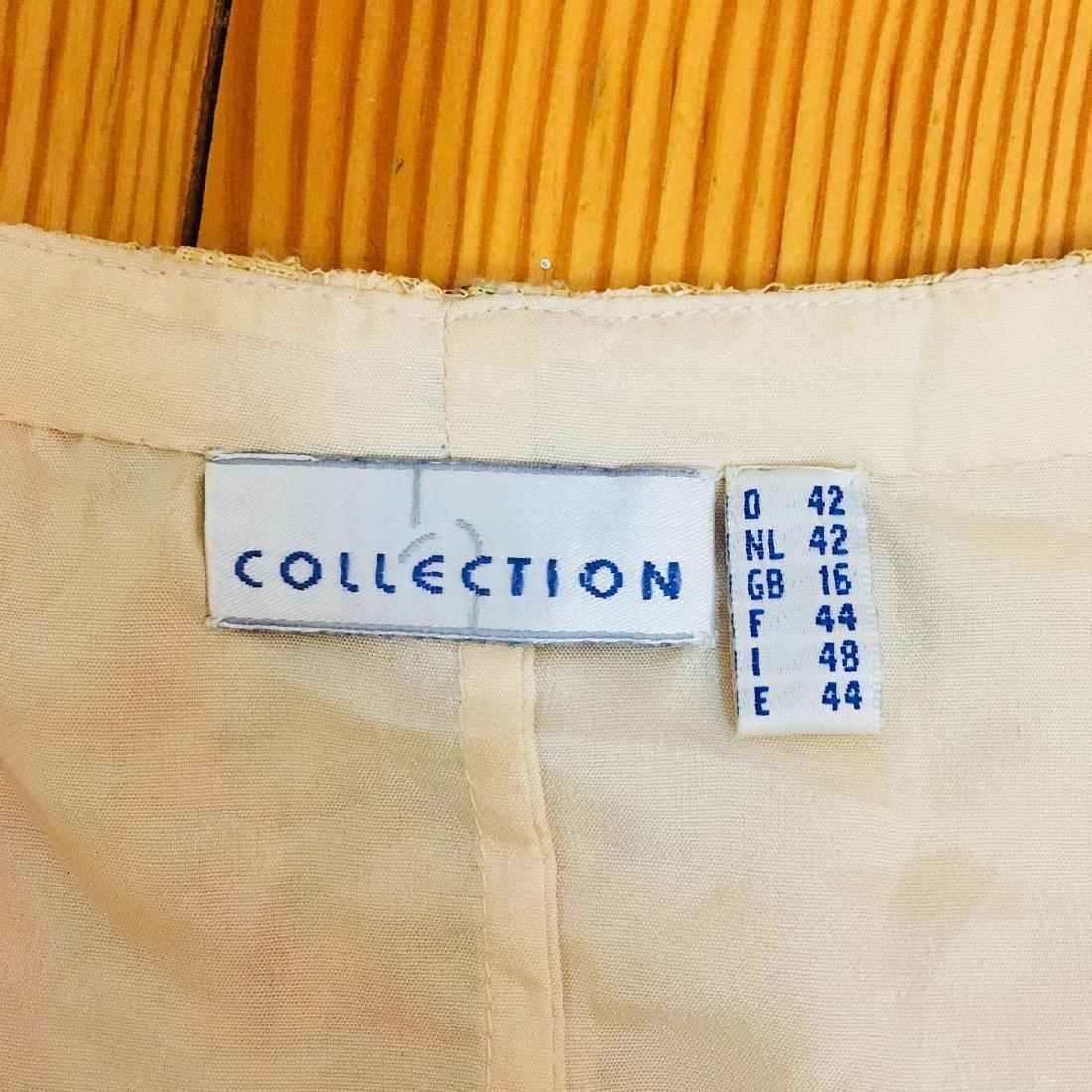 Vintage Women's Collection Designer Blouse Shirt Top - 7