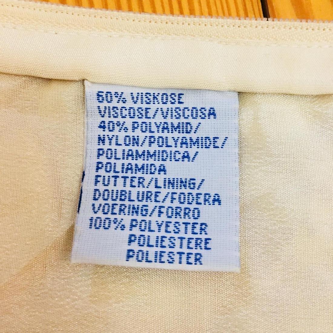 Vintage Women's Collection Designer Blouse Shirt Top - 8
