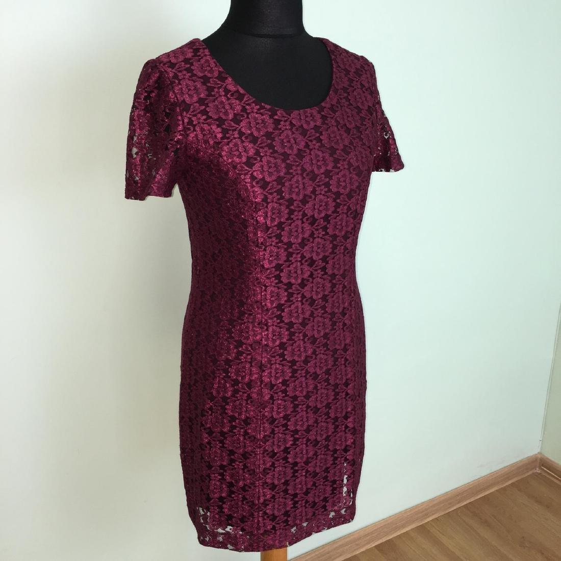 Vintage Women's Evening Coctail Dress - 2