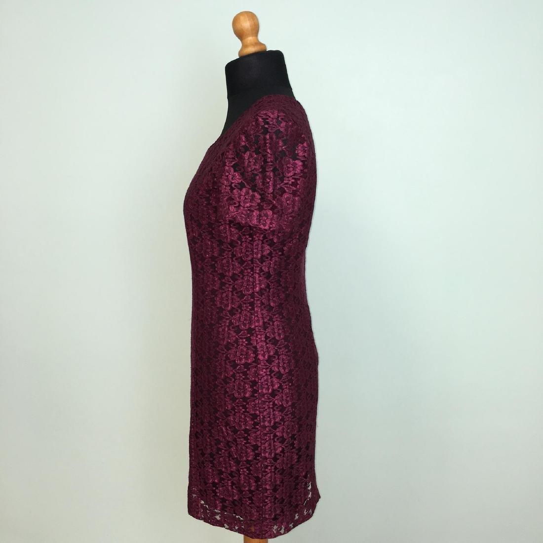 Vintage Women's Evening Coctail Dress - 3