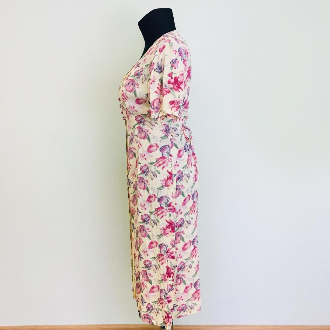 Vintage Women's Day Coctail Dress - 4