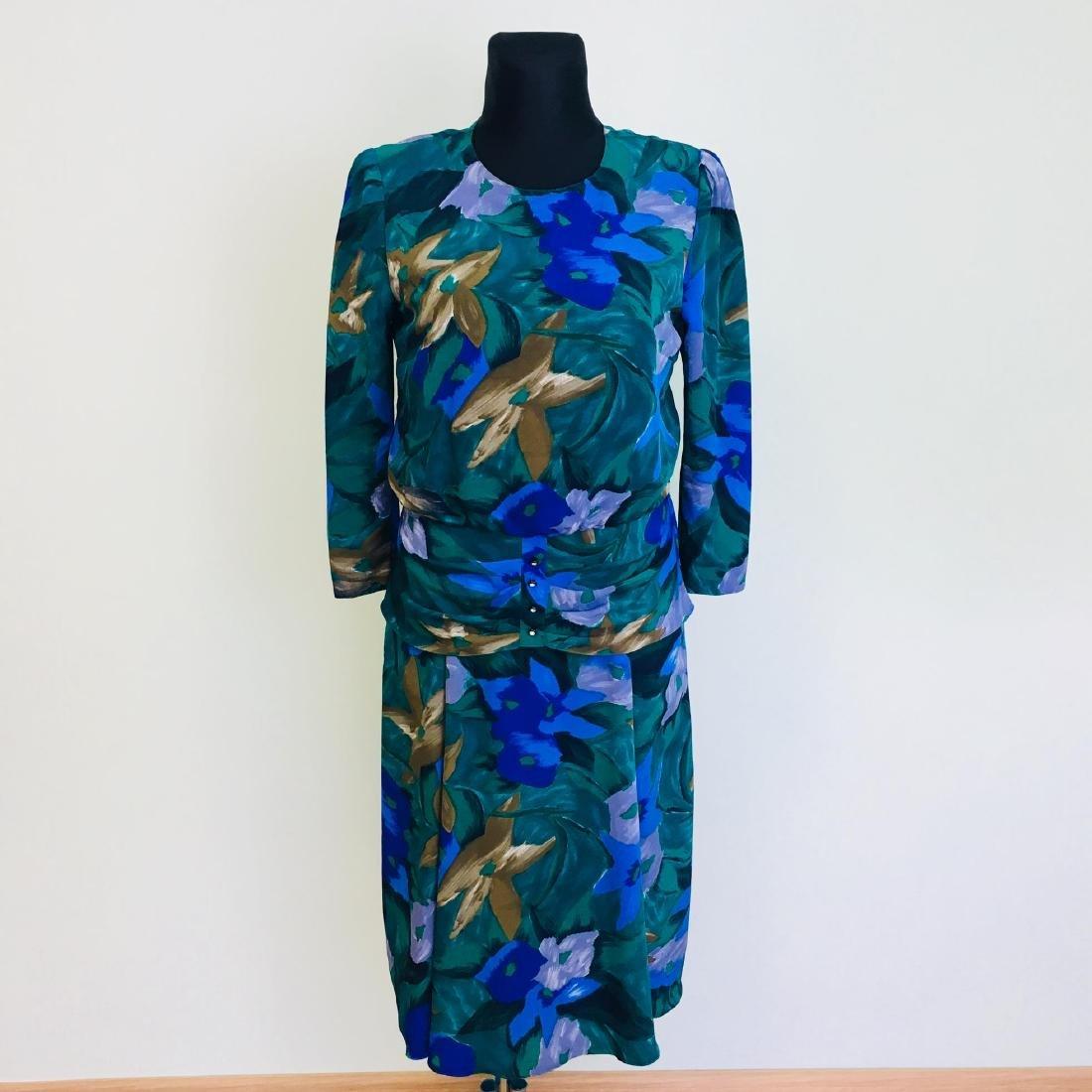 Vintage Women's HARDOB Evening Coctail Dress