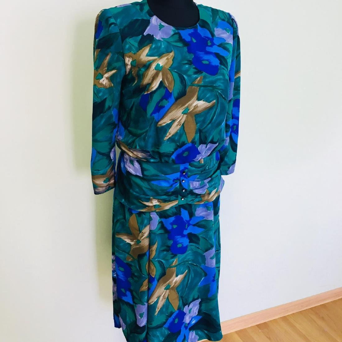 Vintage Women's HARDOB Evening Coctail Dress - 2