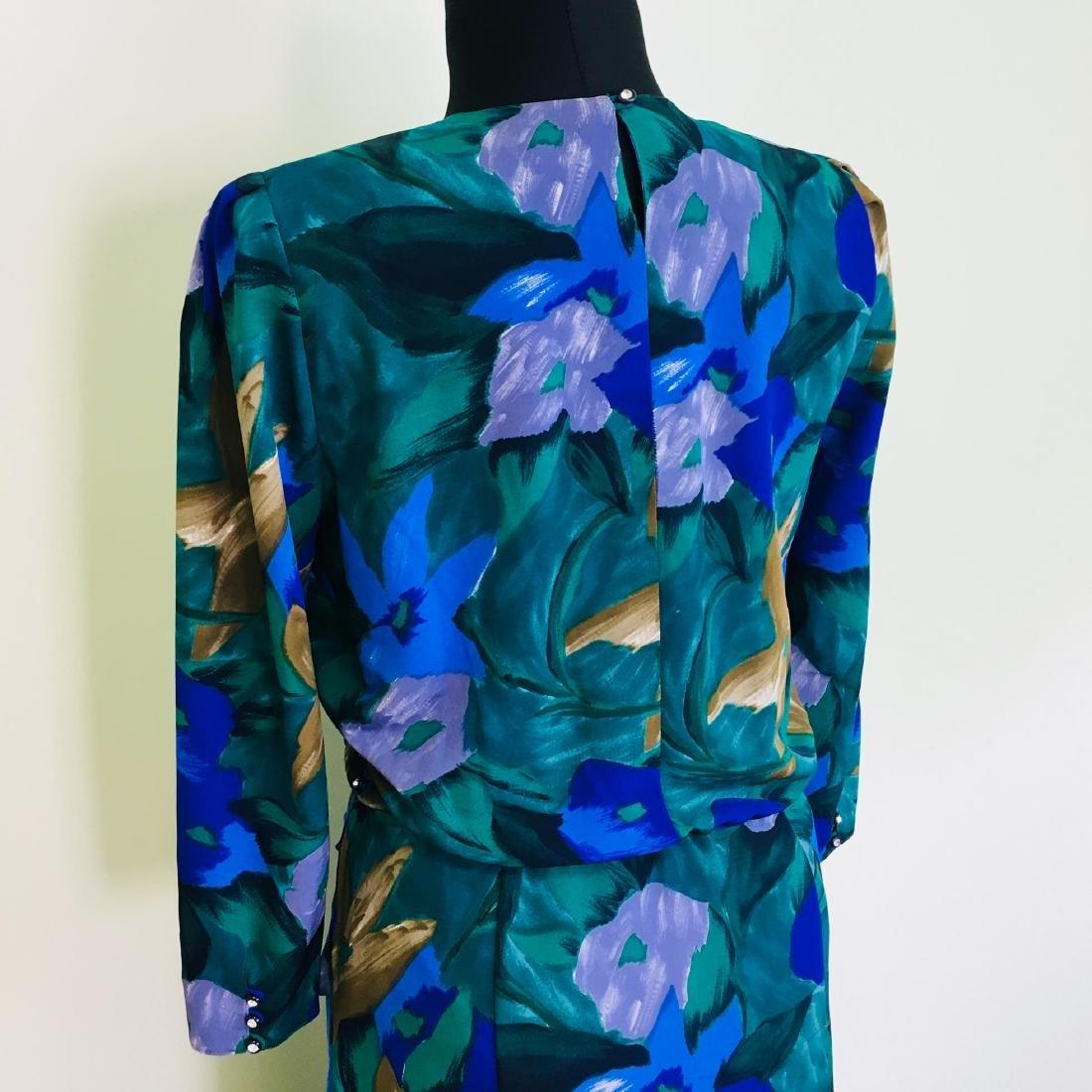 Vintage Women's HARDOB Evening Coctail Dress - 7