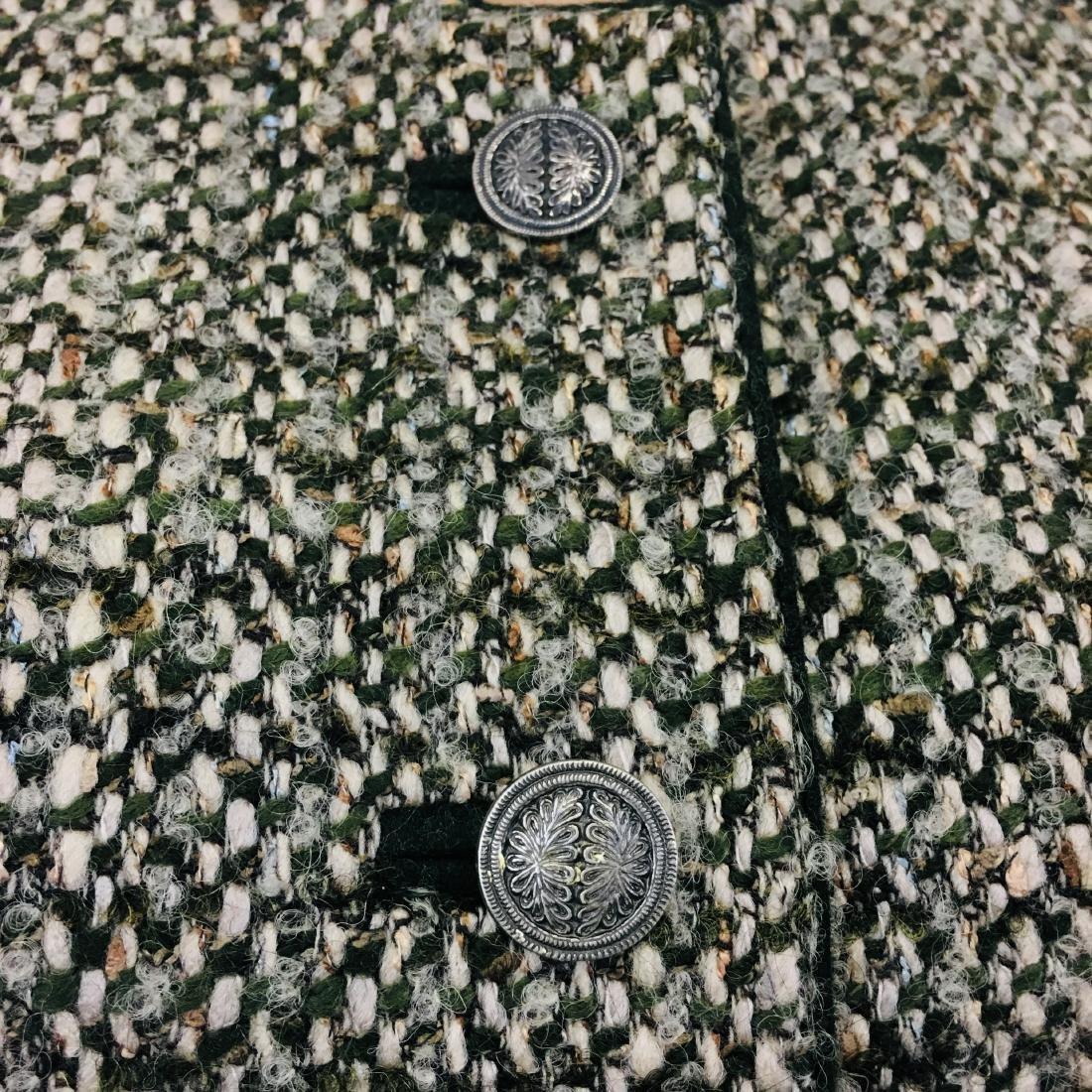 Women's Tyrolean Wool Blend Blazer Jacket - 6