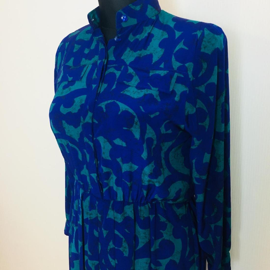 Vintage Women's Coctail Evening Dress - 2