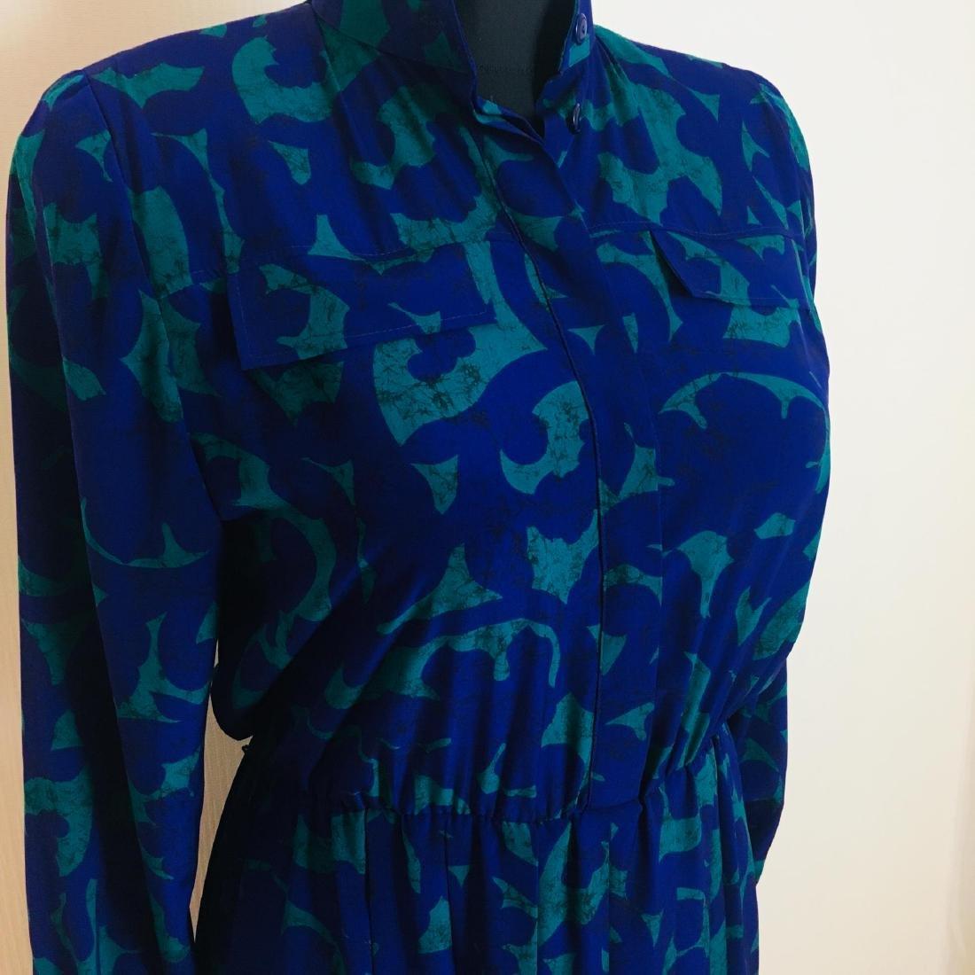 Vintage Women's Coctail Evening Dress - 3