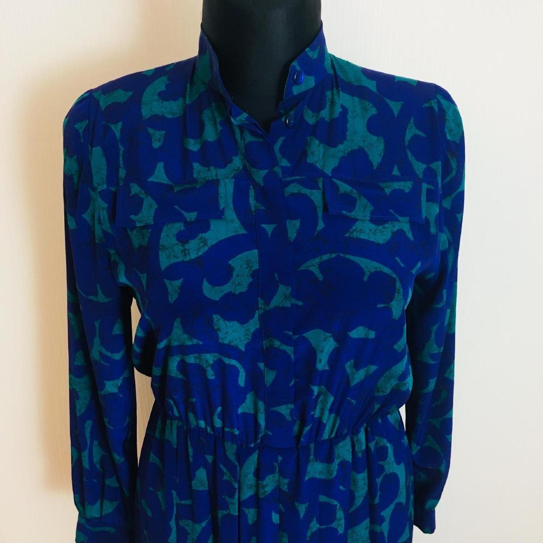 Vintage Women's Coctail Evening Dress - 4