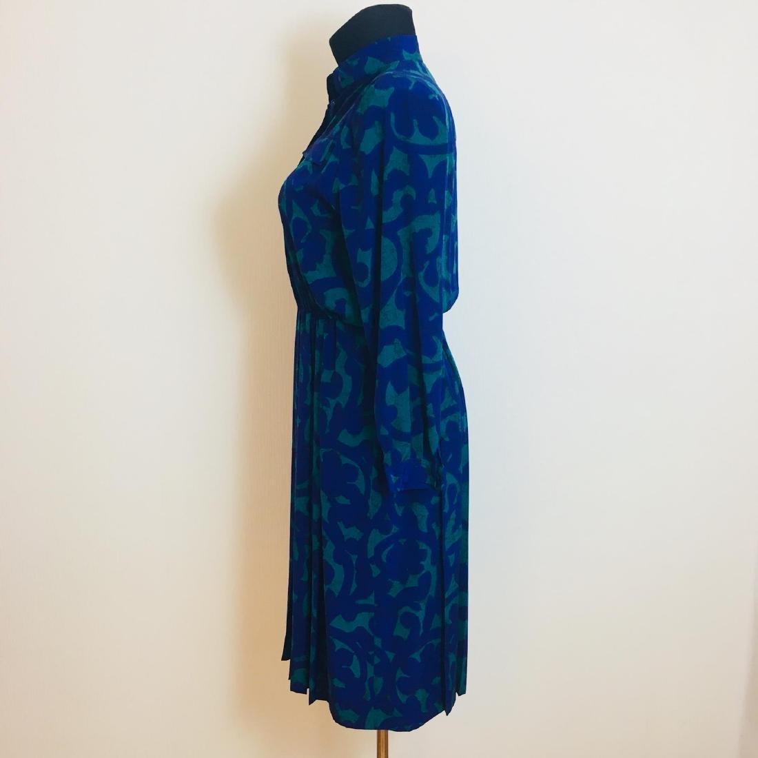 Vintage Women's Coctail Evening Dress - 5