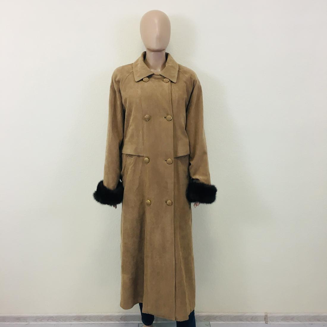 Women's Sebbas Classic Exclusive Long Coat