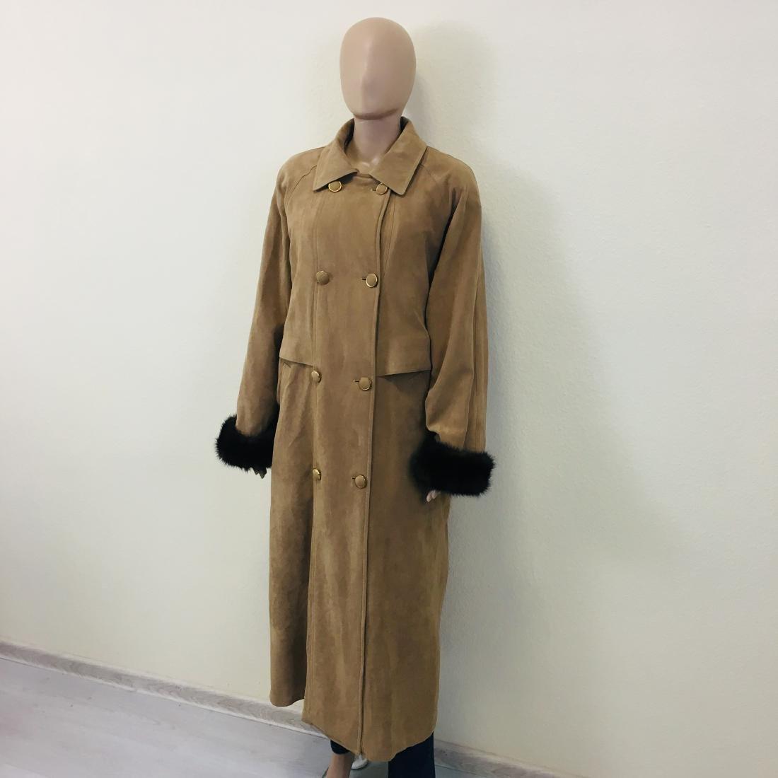 Women's Sebbas Classic Exclusive Long Coat - 2