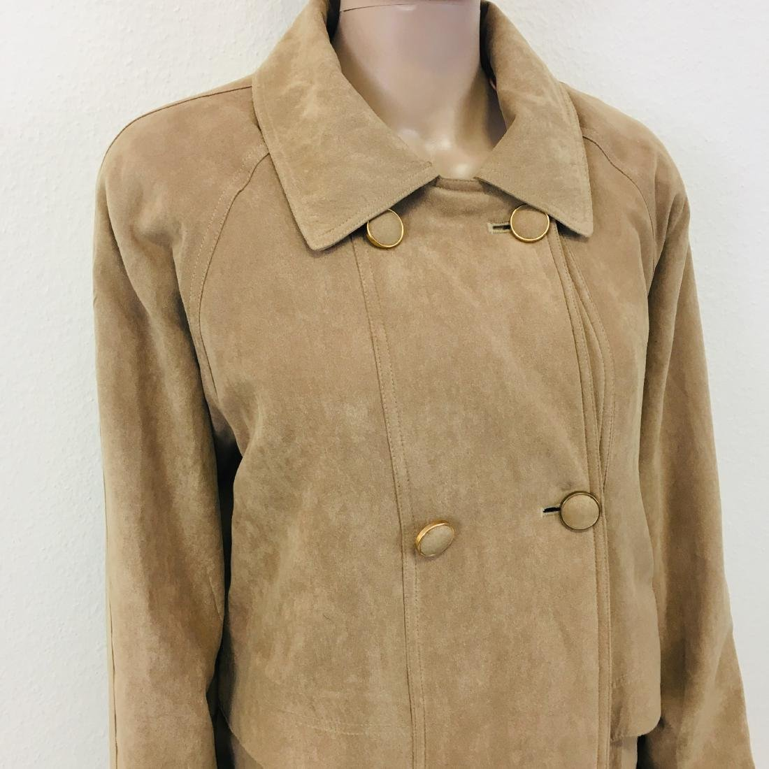 Women's Sebbas Classic Exclusive Long Coat - 4