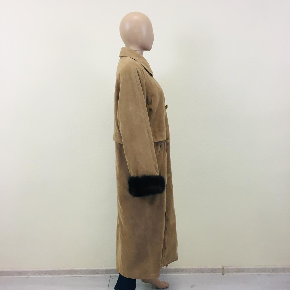 Women's Sebbas Classic Exclusive Long Coat - 6